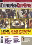 Couverture magazine Entreprise et carrières n° 933