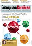 Couverture magazine Entreprise et carrières n° 1374