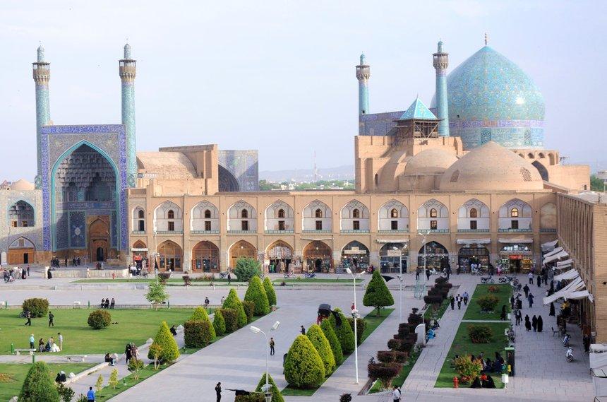 Ispahan en Iran