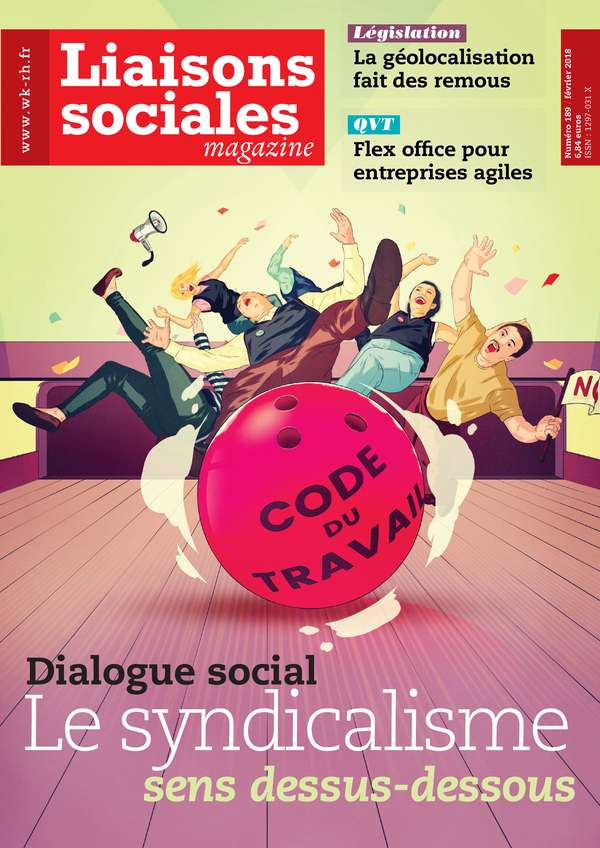 Couverture magazine n° 189