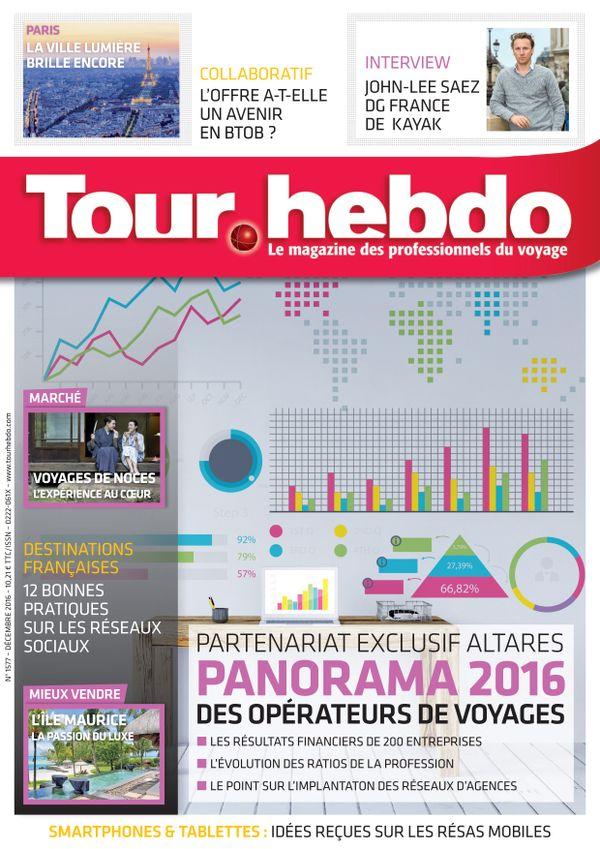 Tour Hebdo n° 1577 de décembre 2016
