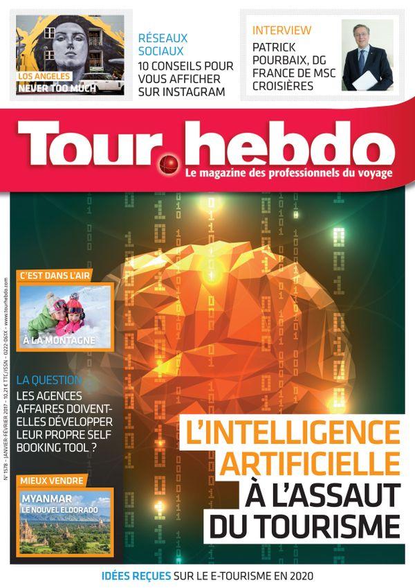 Tour Hebdo n° 1578 de janvier 2017