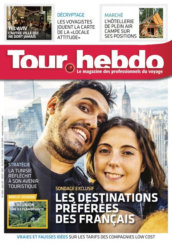 Tour Hebdo n° 1583 de juillet 2017