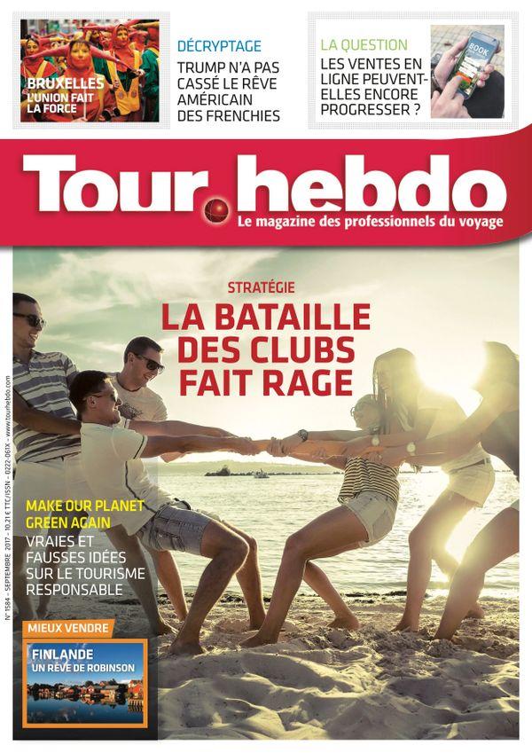 Tour Hebdo n° 1584 de septembre 2017