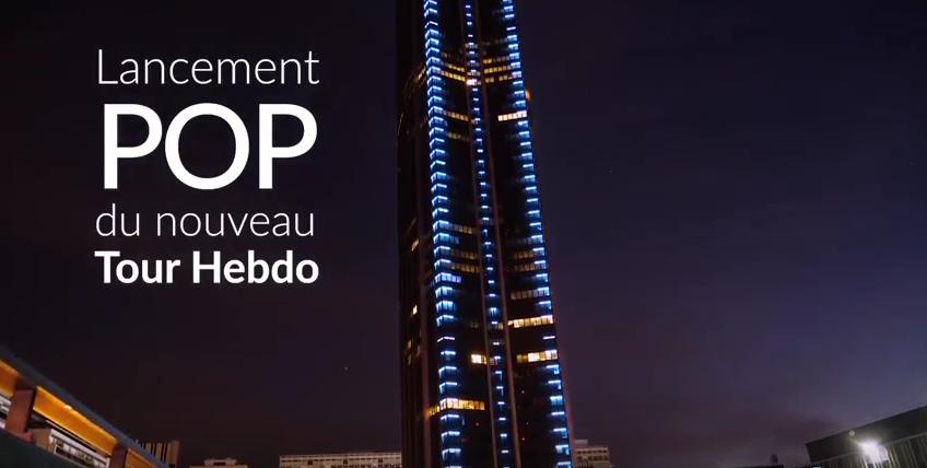 Nouveau Tour Hebdo