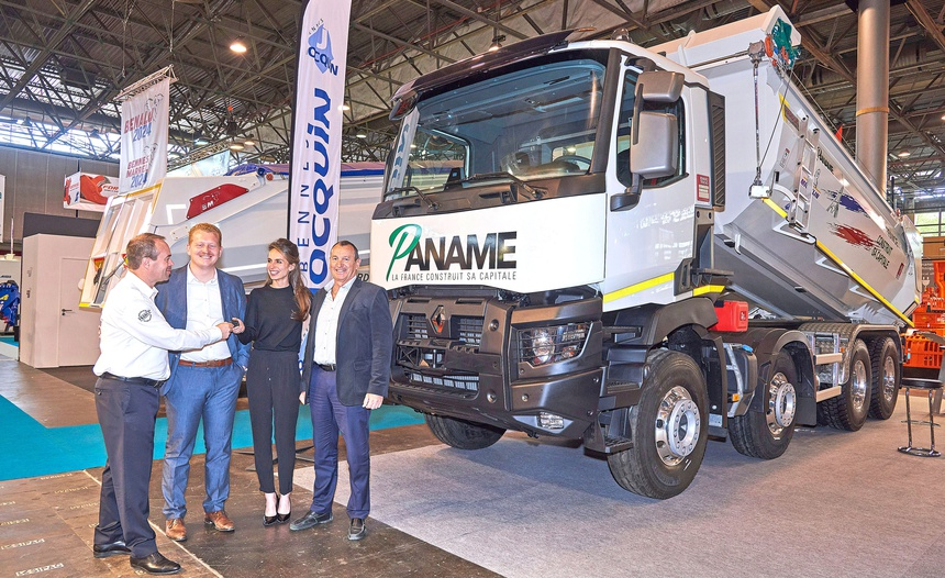 410 Renault Trucks Intermat 2018-A
