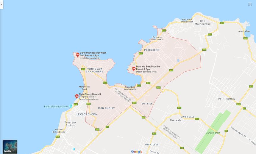 Google Maps passe au payant