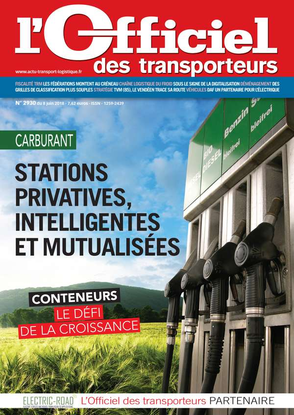 Couverture magazine n° 2930