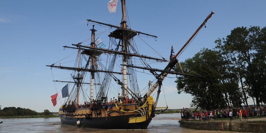 FRANCE-USA-HISTORY-HERMIONE