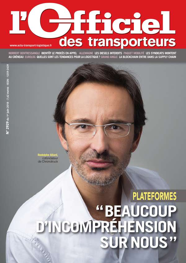Couverture magazine n° 2929