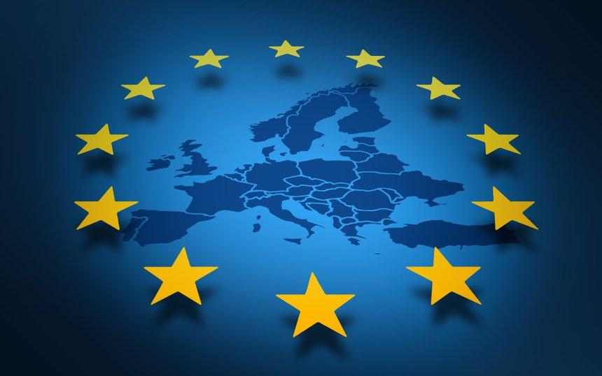 union européenne europe drapeau européen ou parlement européen