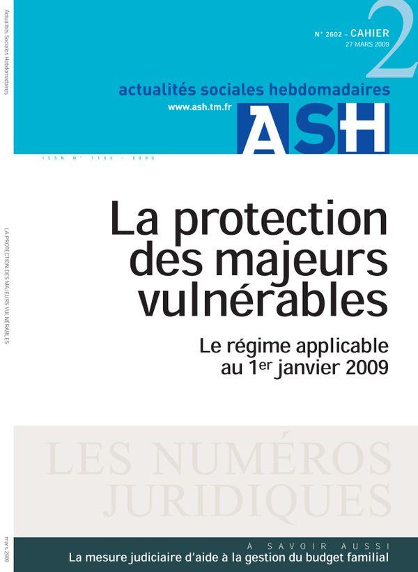 La protection des majeurs vulnérables