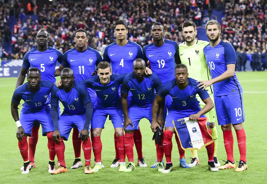 SOCCER : France vs Russia - Friendly game - 03/29/2016
