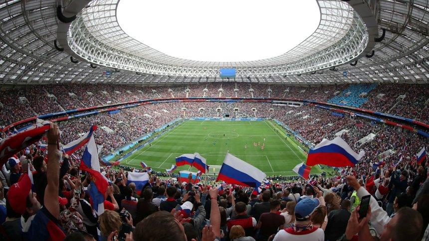 La Russie et les effets de la Coupe du monde de foot