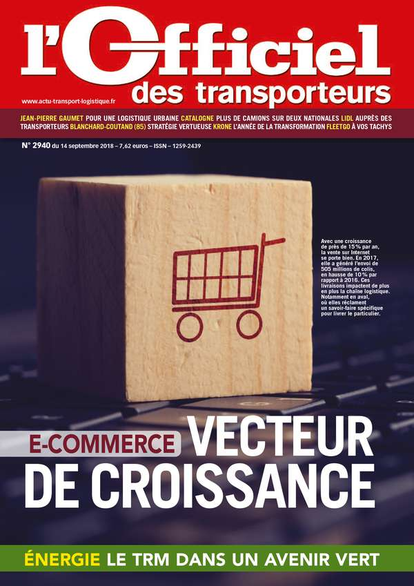 Couverture magazine n° 2940