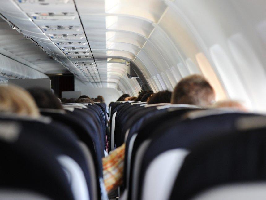 Cabine d'avion