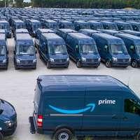 Amazon Commande 20 000 Sprinters Pour Ses Livreurs Independants