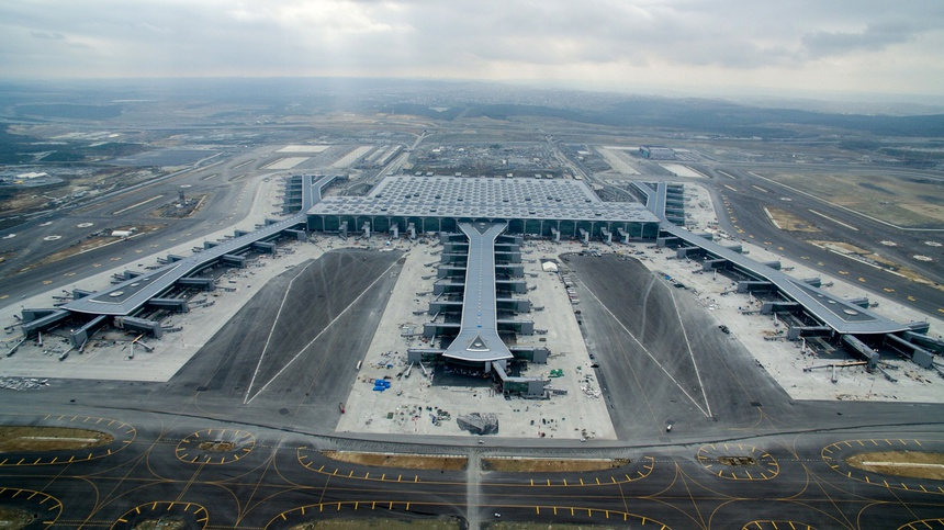 TURKEY-TRANSPORT-AIRPORT