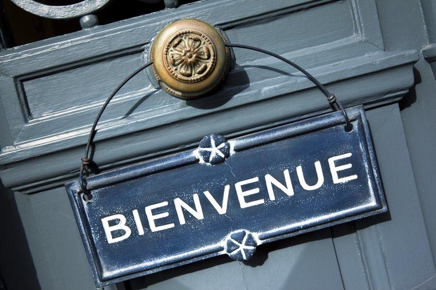 Bienvenue, accueil, tourisme, France, hôtel, pension