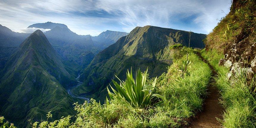Cap Noir , Ile de la Réunion