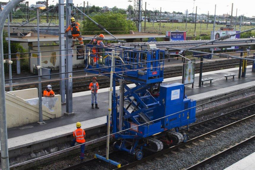 entretien rails france