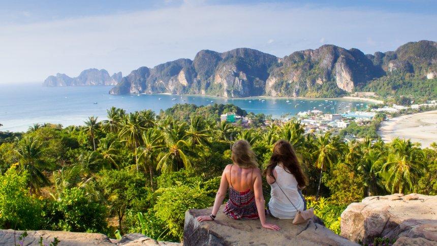 Koh Phi Phi Aussichtspunkt