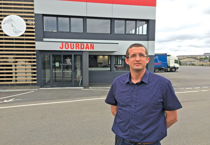 Transports Jourdan et Solutions