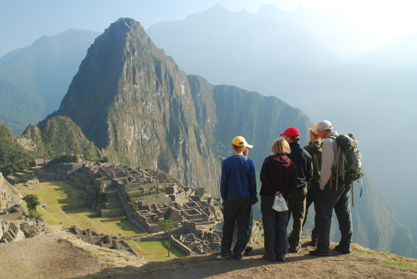 Visite du Machu Picchu en famille