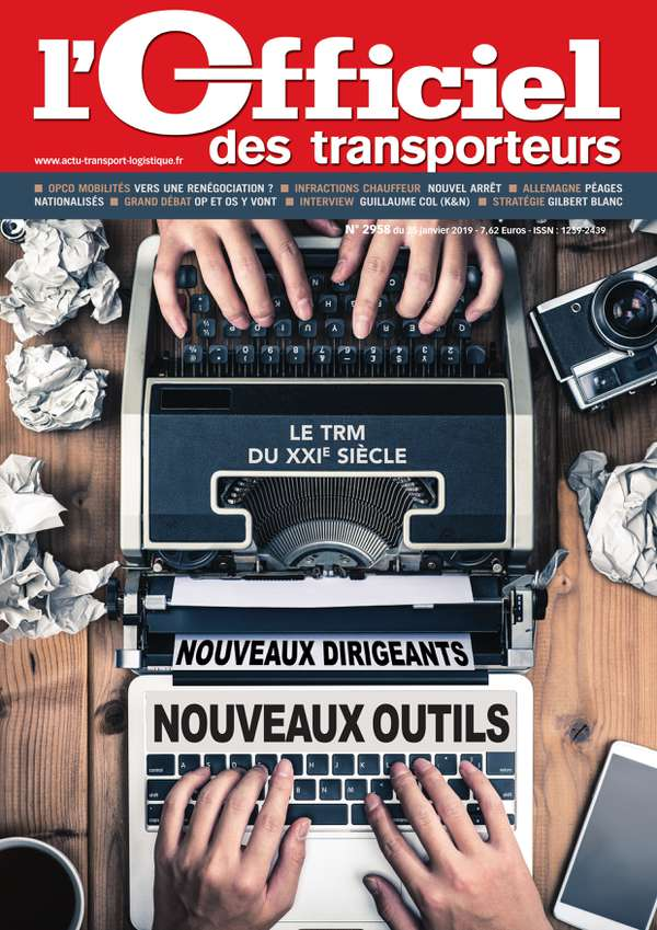 Couverture magazine n° 2958