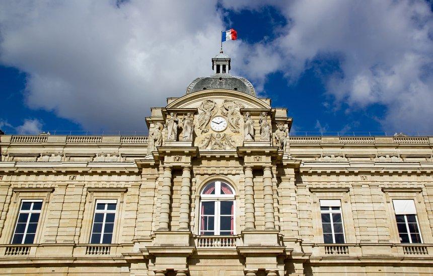 le Sénat (Paris France)