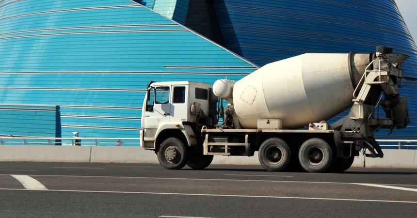 a1352c4d76923 Ile-de-France   les transporteurs de béton annulent leur action ...