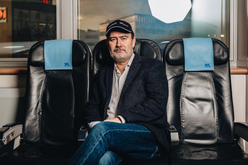 Laurent Magnin, PDG de XL Airways