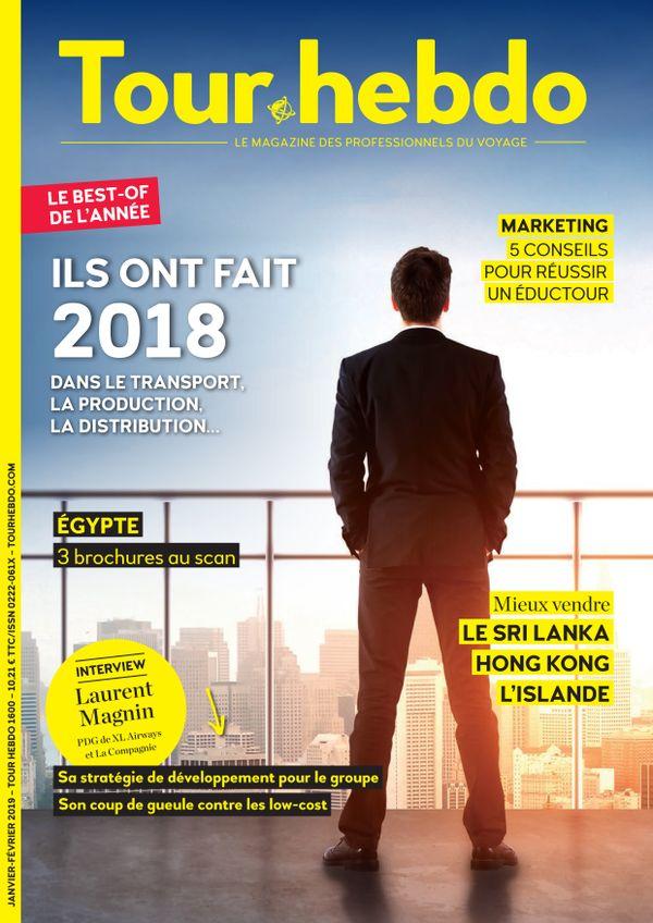 Tour Hebdo n° 1600 de janvier 2019