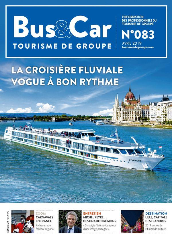 Bus et Car : Tourisme de Groupe n° 83 de avril 2019
