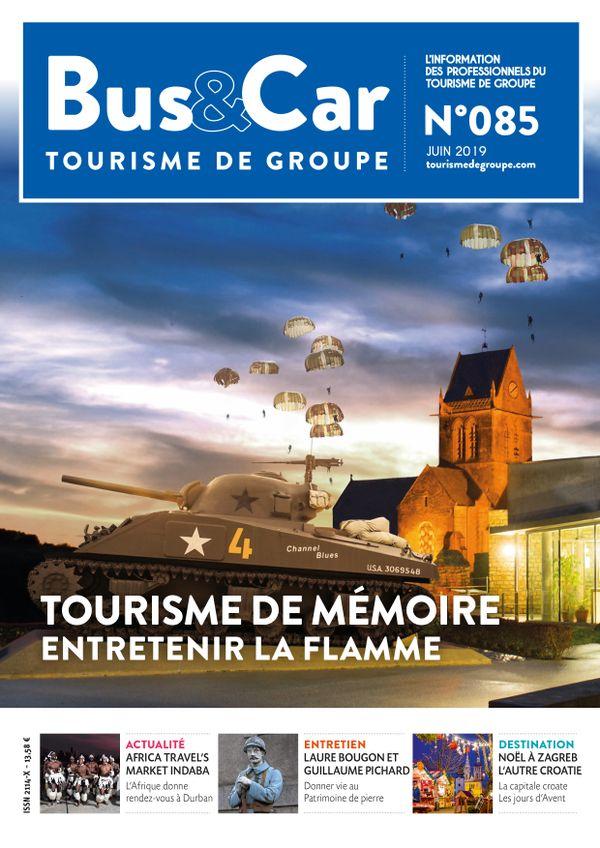 Bus et Car : Tourisme de Groupe n° 85 de juin 2019