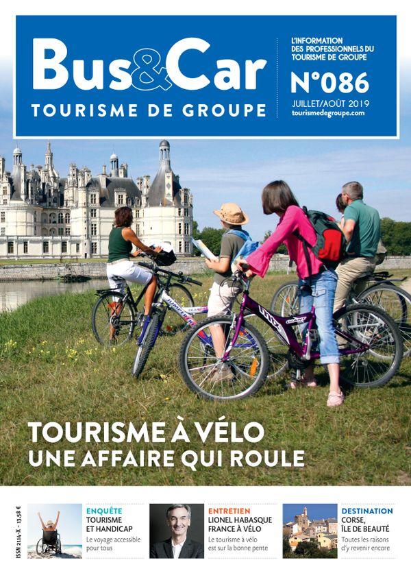 Bus et Car : Tourisme de Groupe n° 86 de juillet 2019