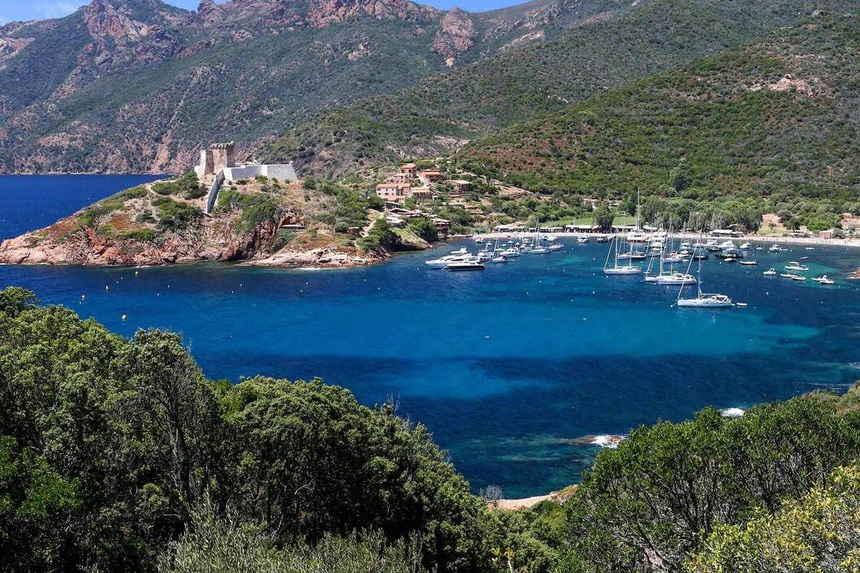 FRANCE-CORSICA-LOTTERY-HERITAGE-CULTURE-TOURISM