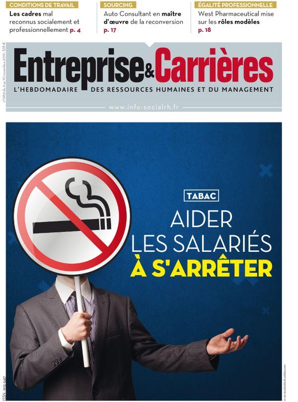 Ces entreprises qui aident à se passer du tabac