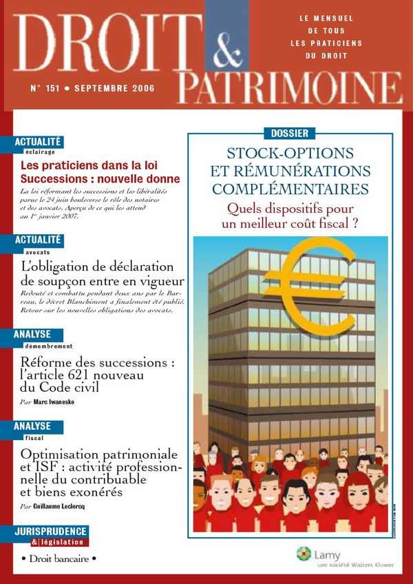 Sommaire n°151