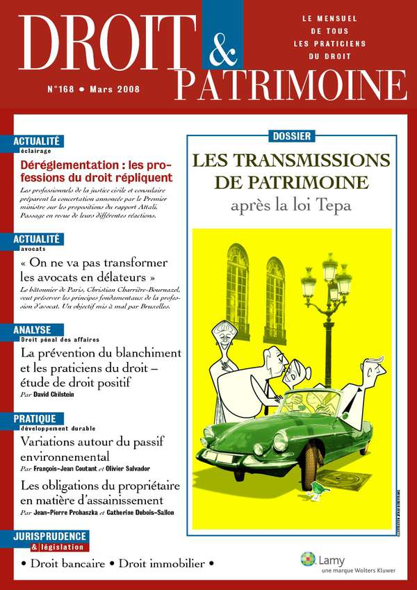 Sommaire n°168