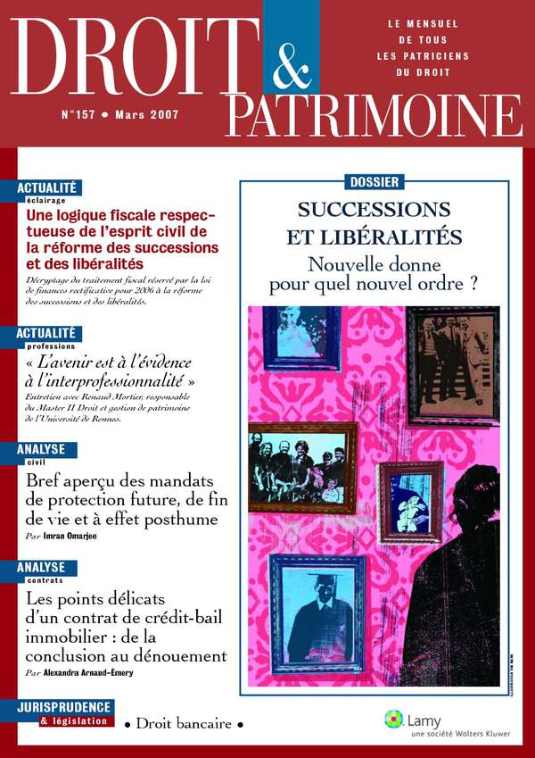 Sommaire n°157