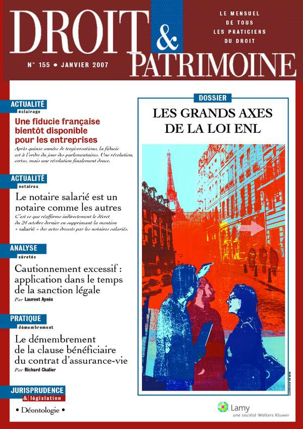 Sommaire n°155