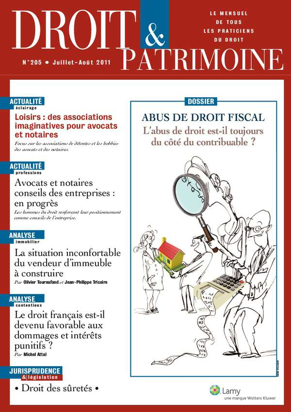 Sommaire n°205
