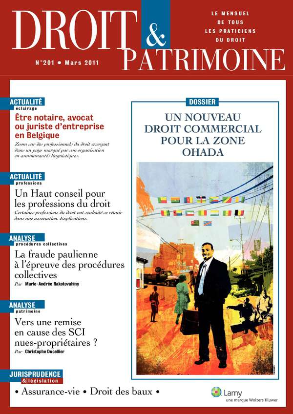 Sommaire n°201