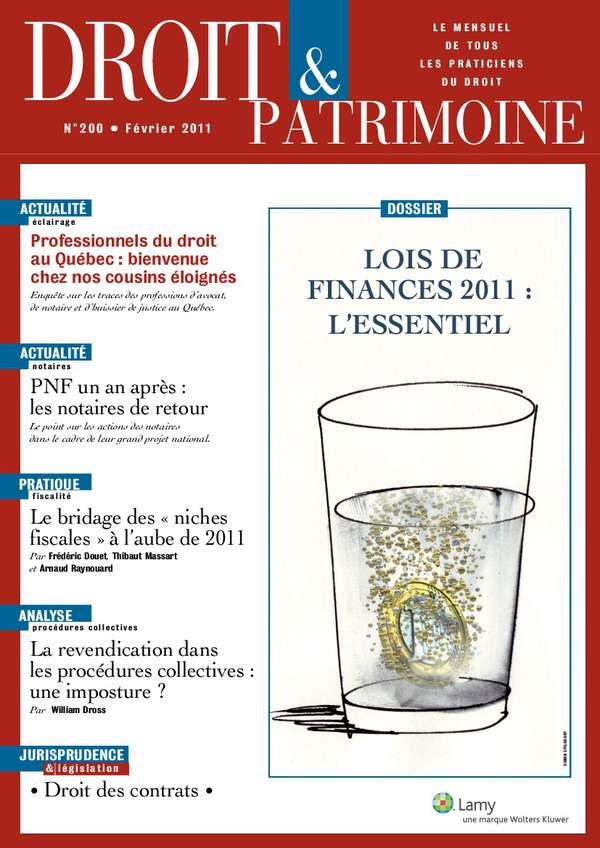Sommaire n°200
