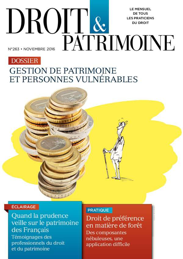 Sommaire n°263