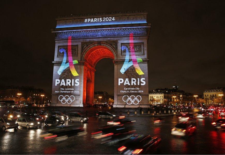 OLYMPICS-2024/PARIS-LOGO