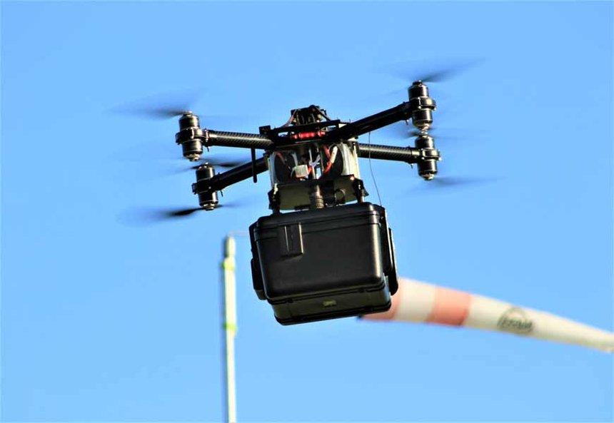 Drones De Livraison Hdrones Révèle Ses Ambitions Actu