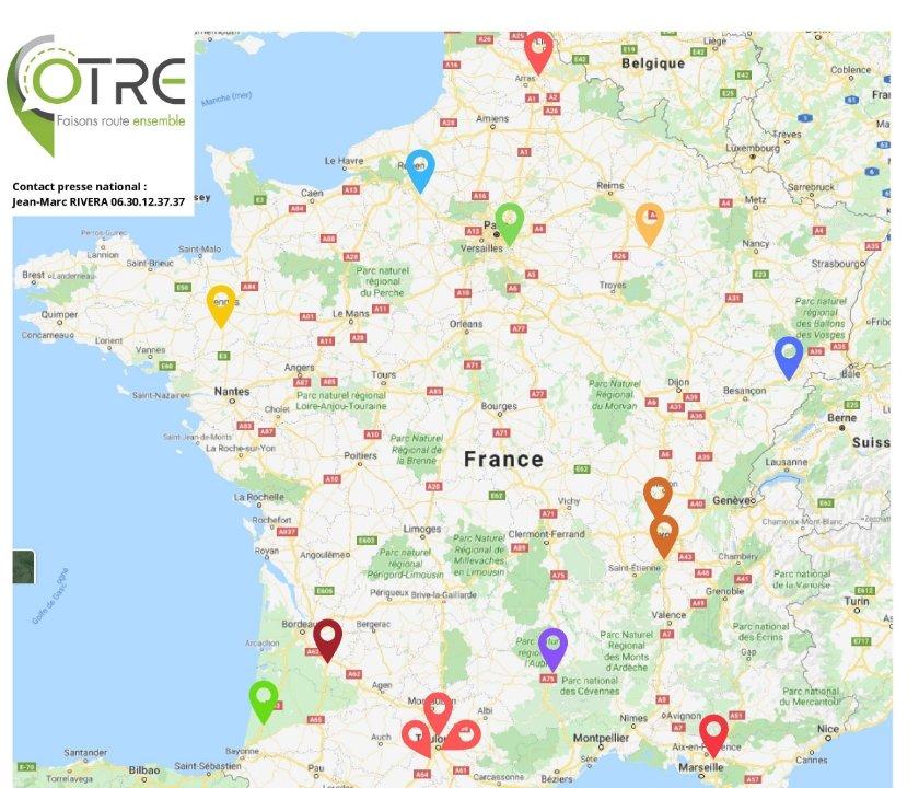 Blocage monstre prévu par les routiers ce samedi à Toulouse ?