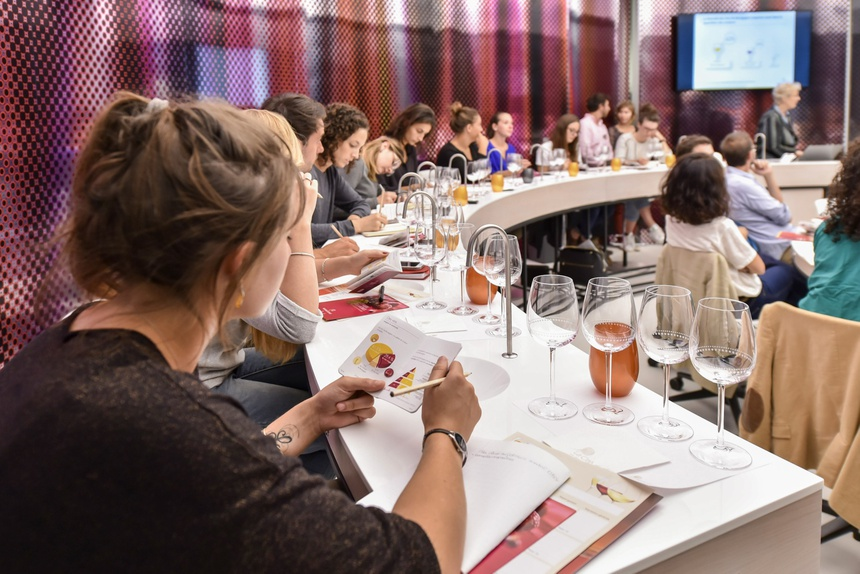 Atelier à la Cité du Vin